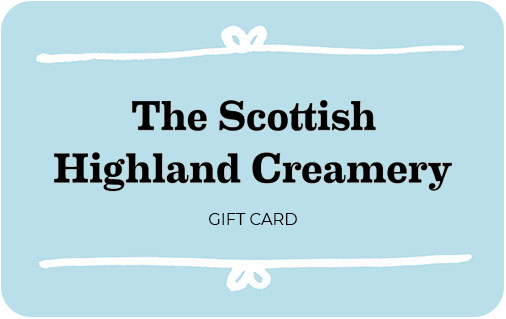 Scottish Highland Creamery Gift Card