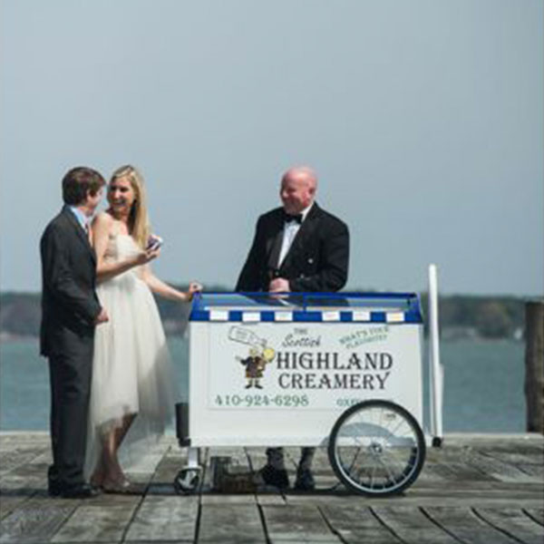 Scottish Highland Creamery Catering